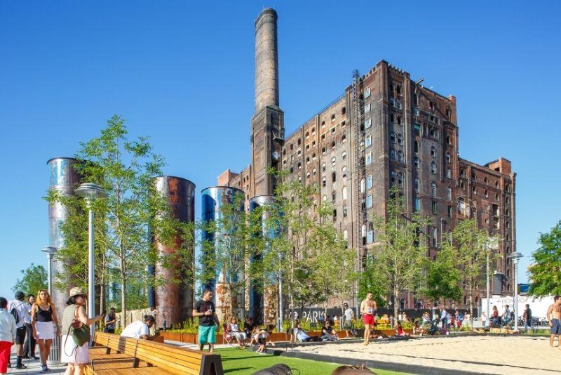Domino Park, Brooklyn