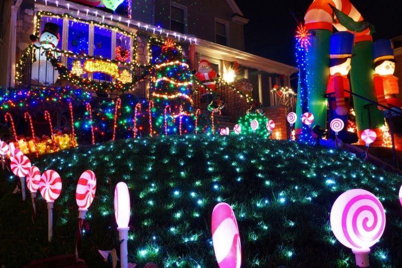 Dyker Heights Christmas Lights Displays, Brooklyn