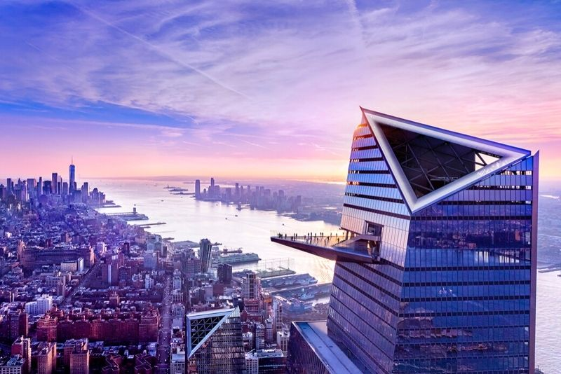 Edge Observation Deck, Manhattan