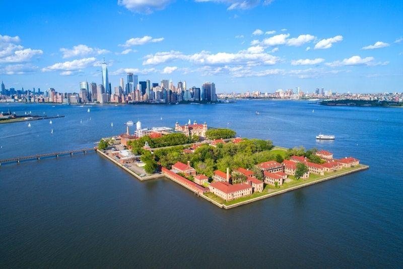Ellis Island, Manhattan