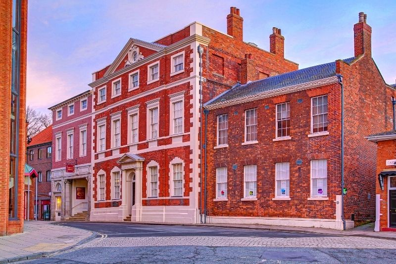Fairfax House, York