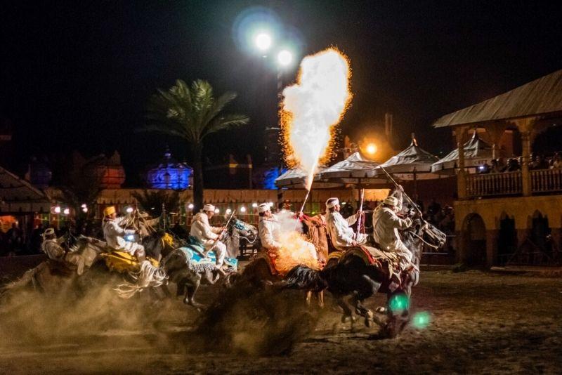 Fantasia Dinner Show in Marrakesh