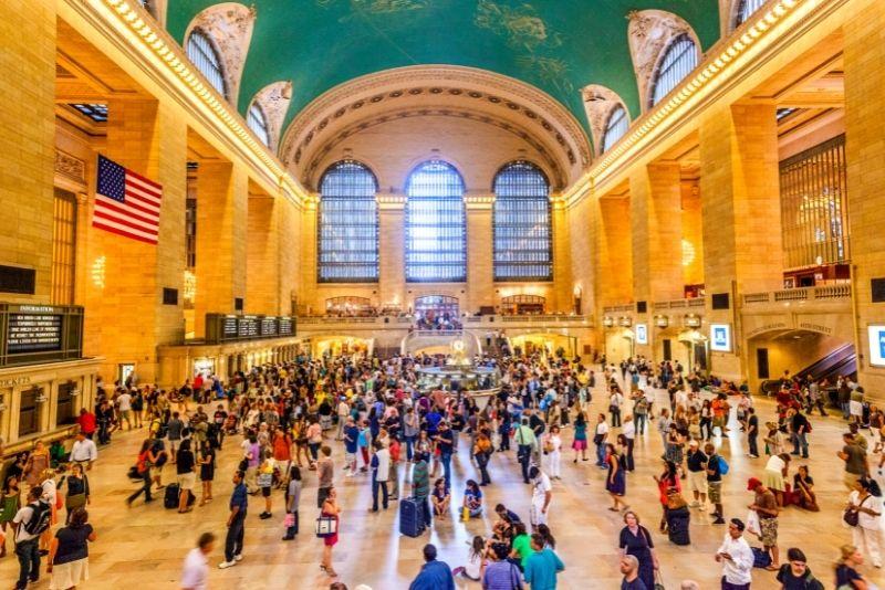 Grand Central Terminal, Manhattan