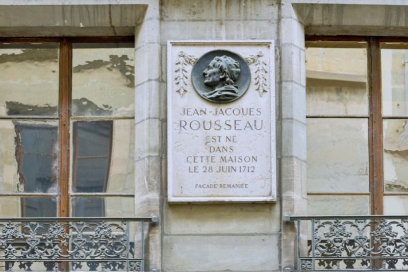 House of Rousseau and Literature, Geneva