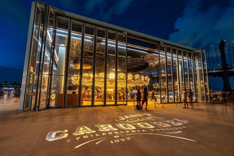 Jane's Carousel, Brooklyn