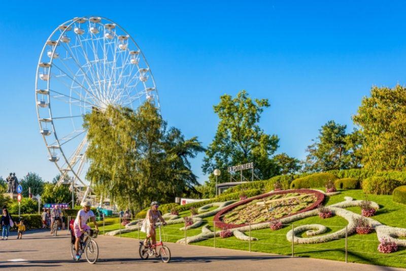 Jardin Anglais, Geneva
