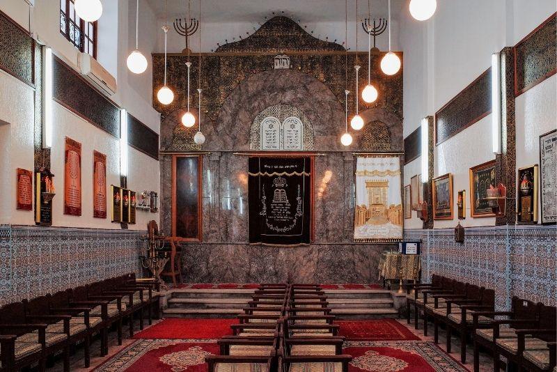 Jewish heritage in Mellah, Marrakech