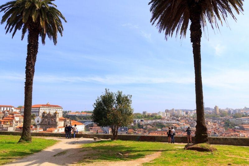 Miradouro da Vitória in Porto