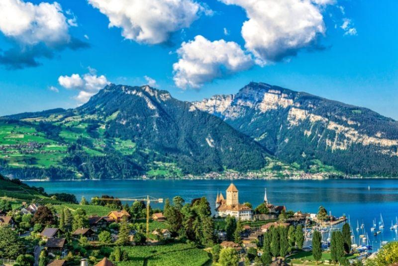 Montreaux day trips from Geneva