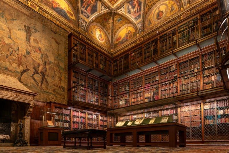 Morgan Library & Museum, Manhattan