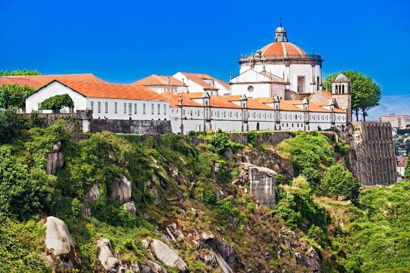 Mosteiro da Serra do Pilar, Porto
