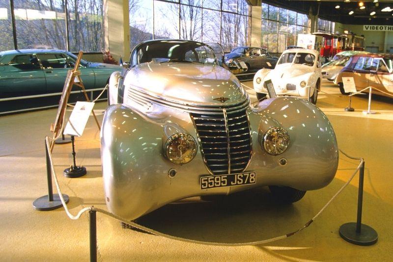 Musée de l'Automobile Henri Malartre, Lyon