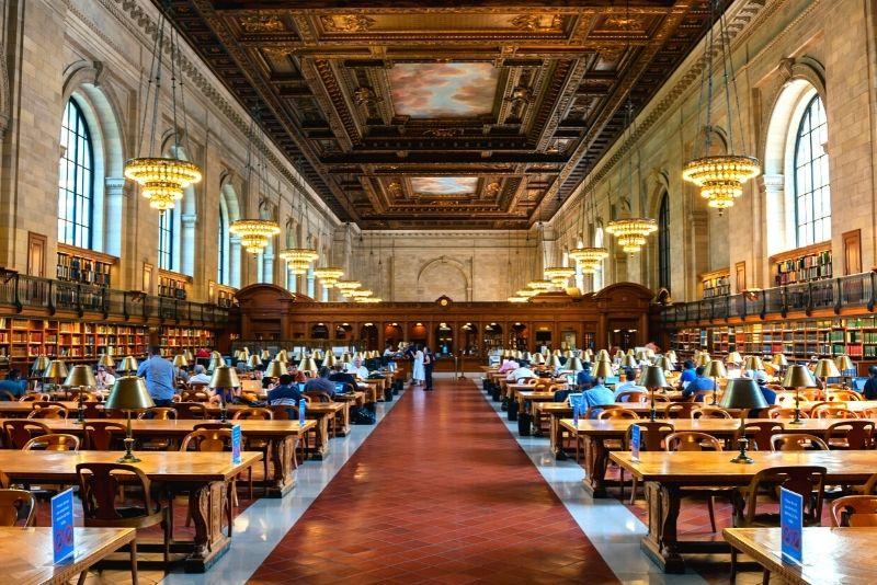 New York Public Library, Manhattan