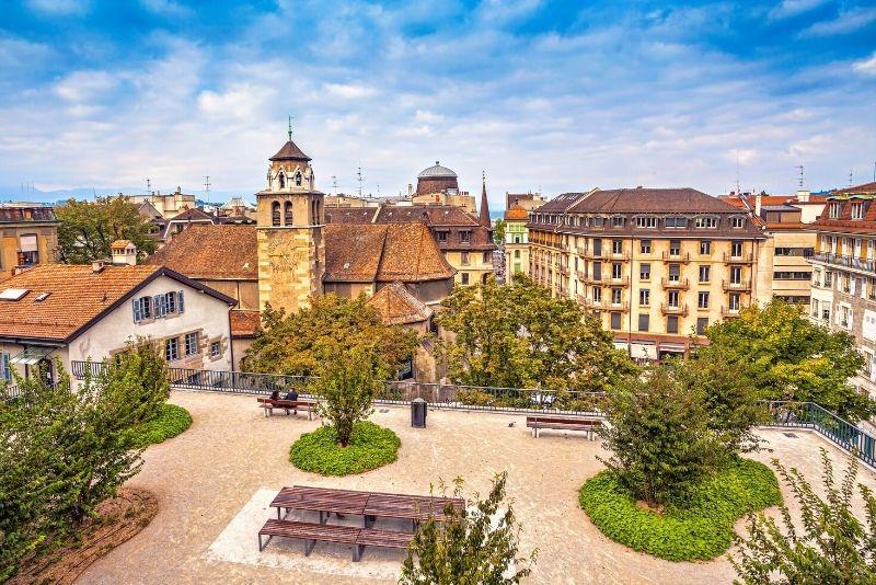Old Town tours in Geneva