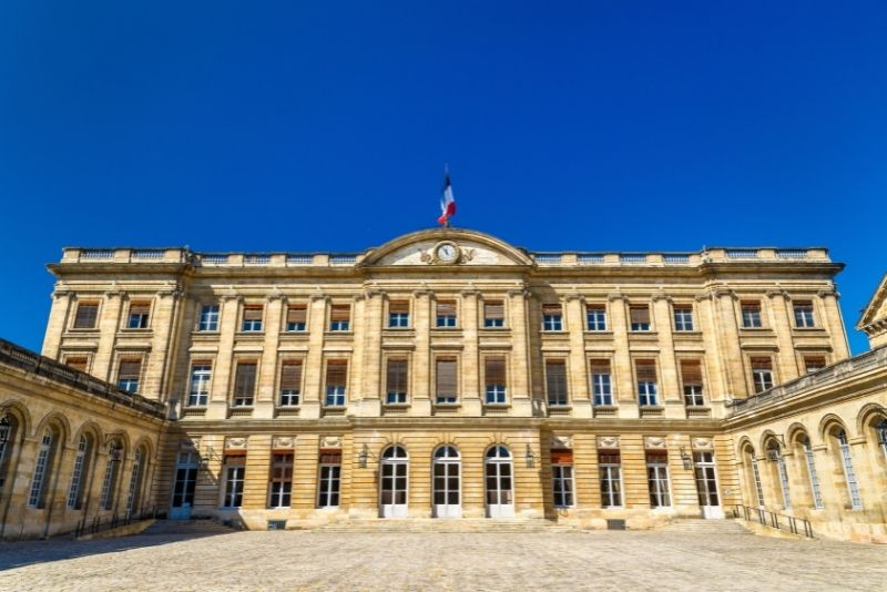 Palais Rohan, Bordeaux