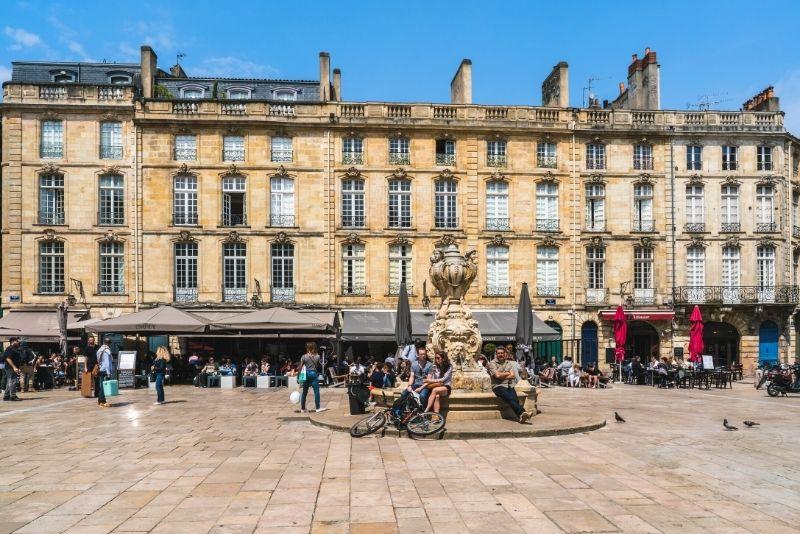 Place du Parlement, Bordeaux