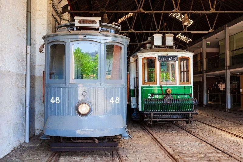 Porto Tram Museum, Museu do Carro Elétrico