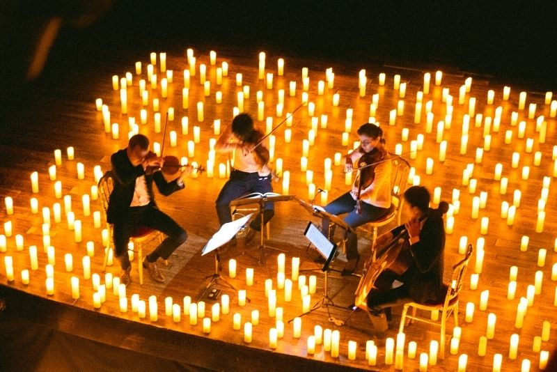 Porto candlelight concert