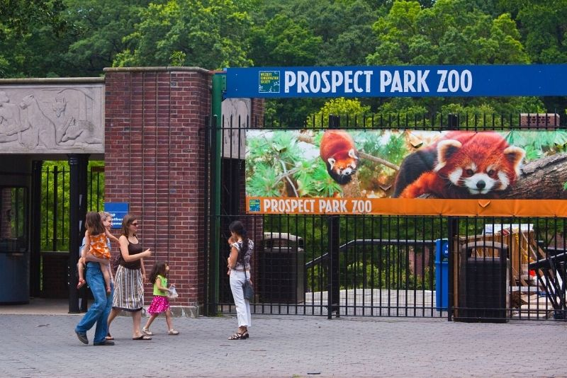 Prospect Park Zoo, Brooklyn