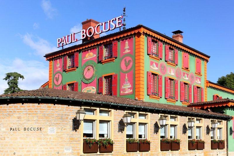 Restaurant Paul Bocuse, Lyon