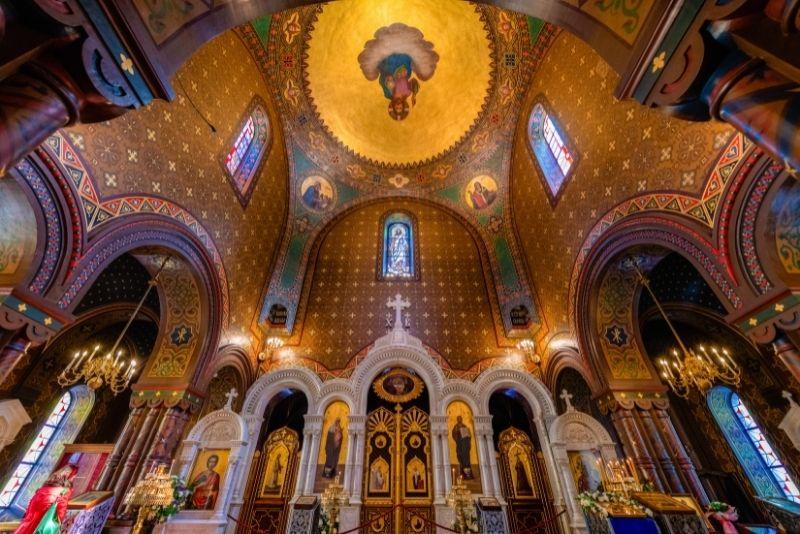 Russian Orthodox Church, Geneva