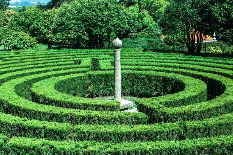 S. Roque House & Garden, Porto