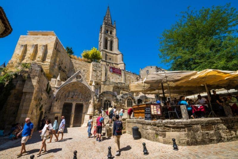 Saint-Emilion, Gironde