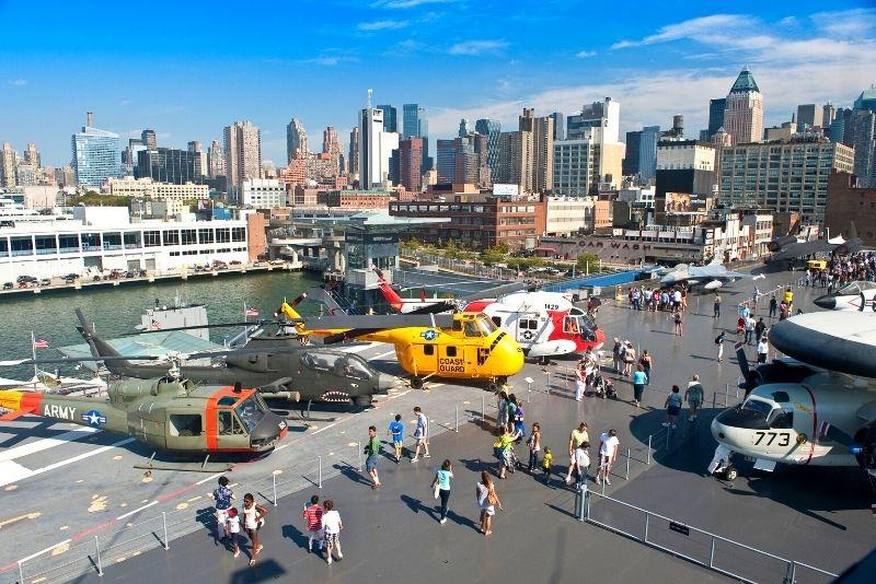 Sea, Air & Space Museum, Manhattan