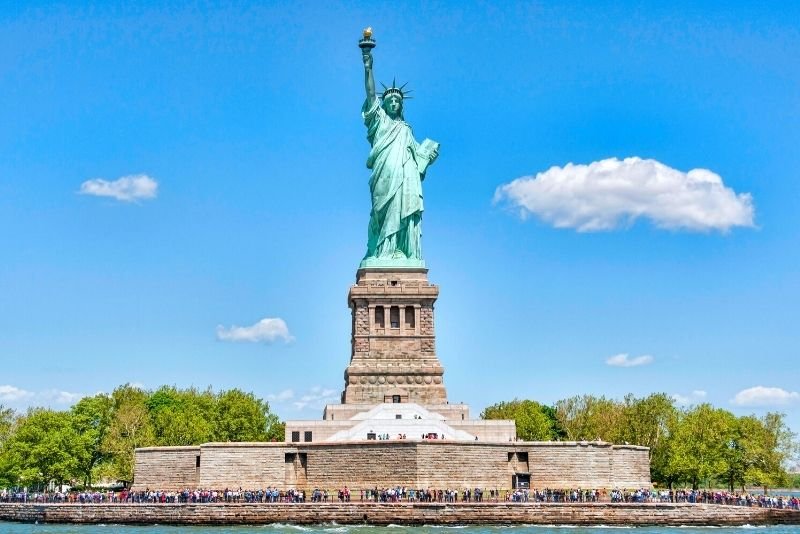 Statue of Liberty, Manhattan