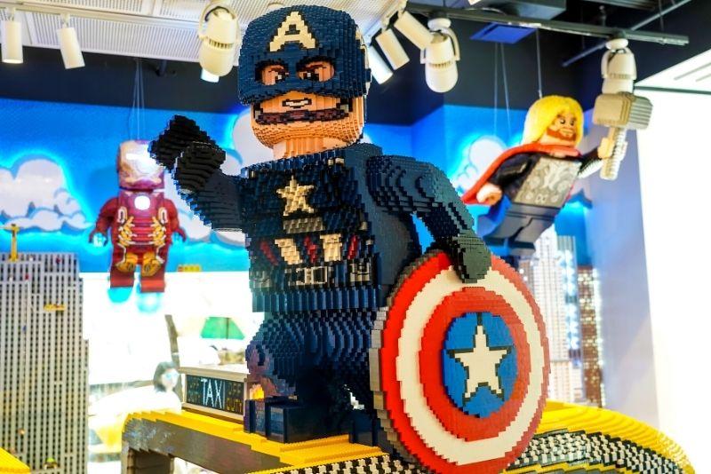 The LEGO® Store Fifth Avenue, Manhattan