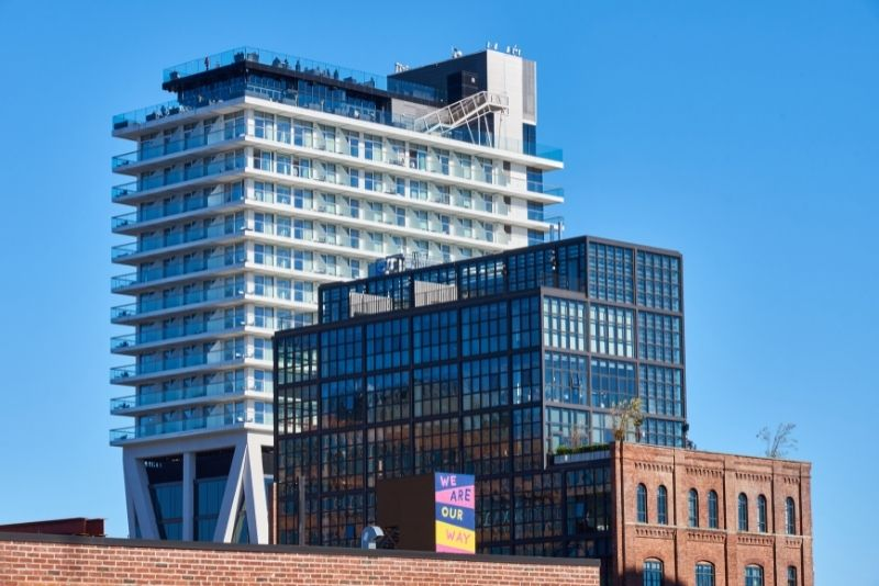 The Williamsburg Hotel, Brooklyn