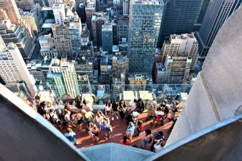 Top of the Rock, Manhattan