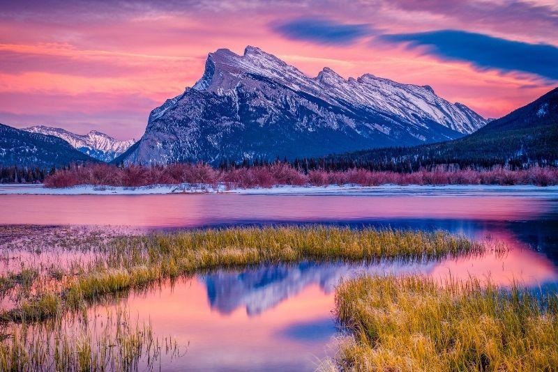 Vermilion Lakes, Banff National Park