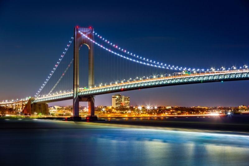 Verrazzano-Narrows Bridge, Brooklyn
