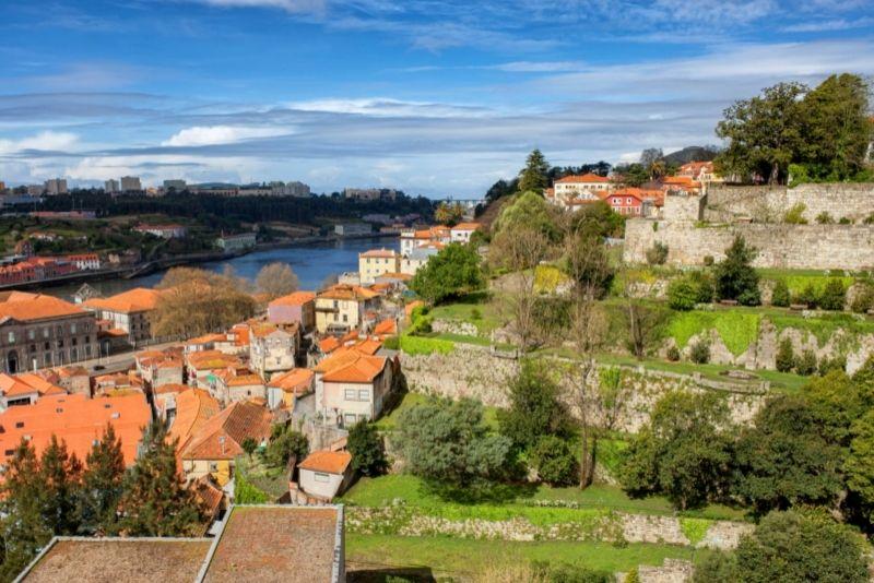 Virtudes Garden, Porto