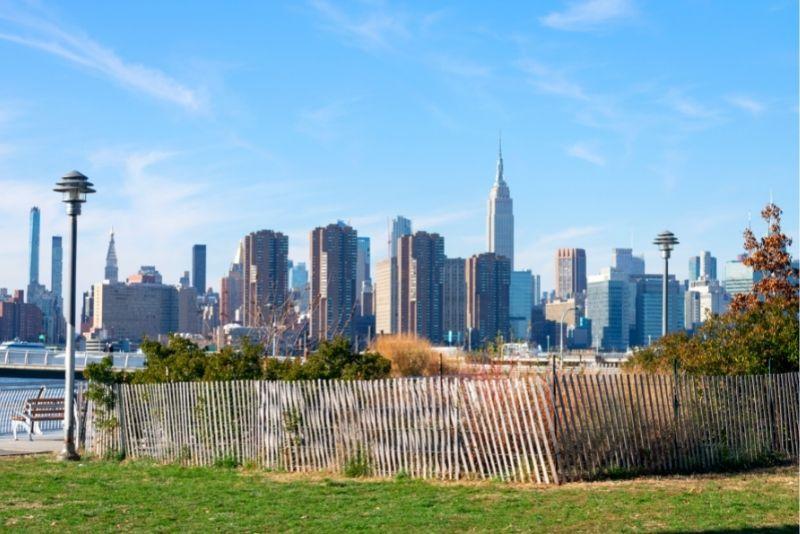 WNYC Transmitter Park, Brooklyn