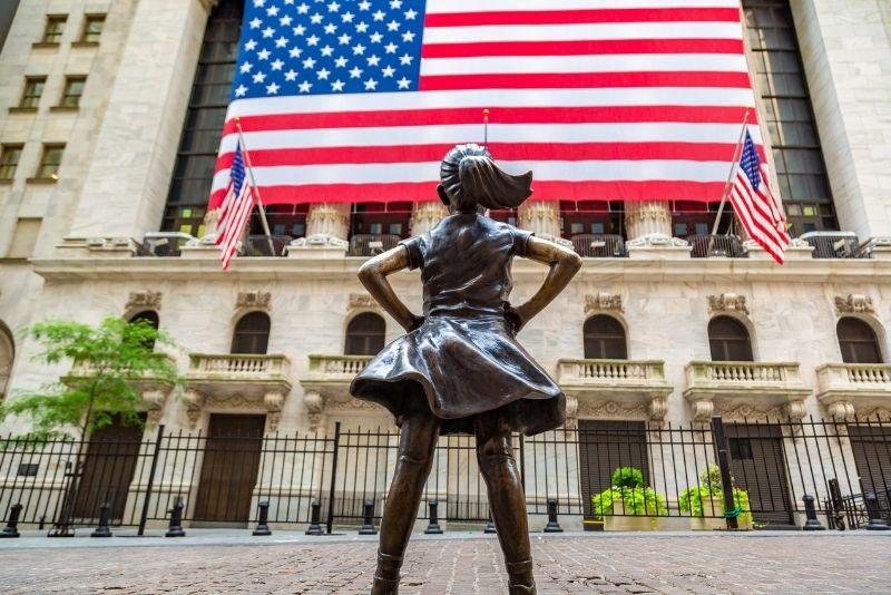 Wall Street, Manhattan