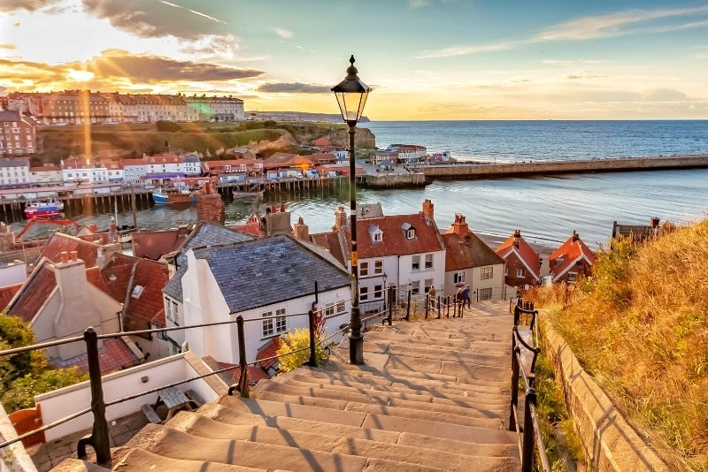 Whitby day trip from York