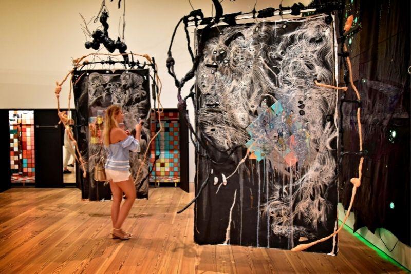 Whitney Museum of American Art, Manhattan