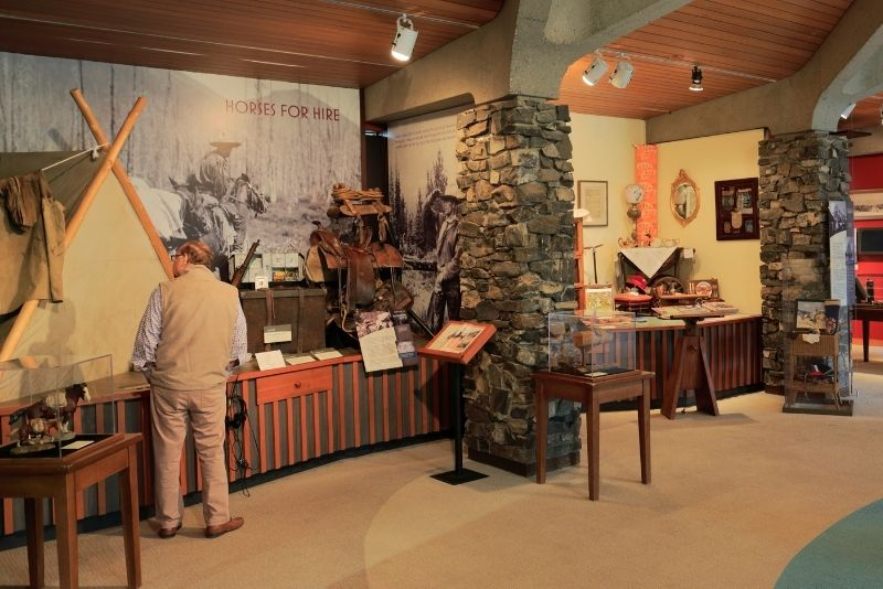 Whyte Museum of the Canadian Rockies, Banff
