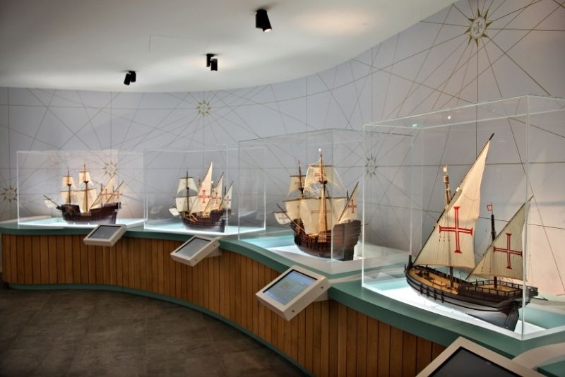 World of Discoveries, Porto