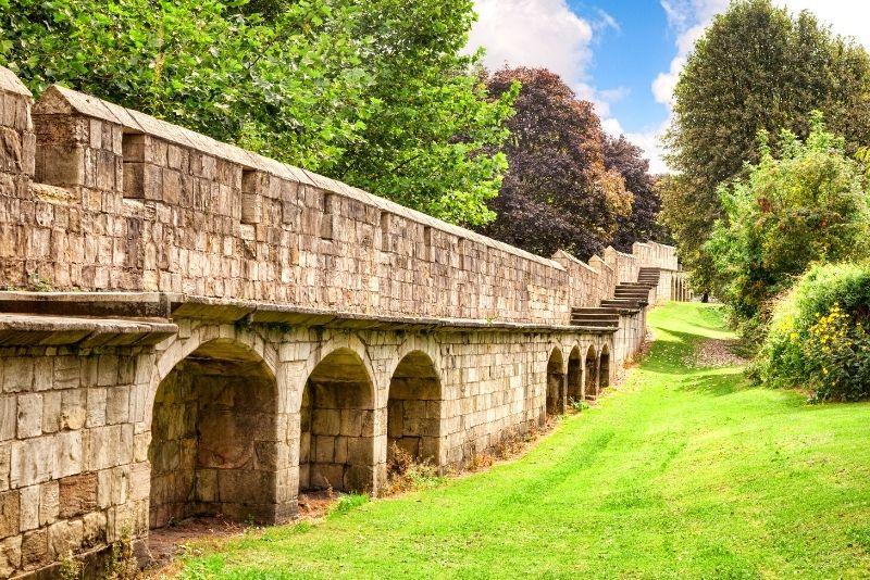 York City Walls, England