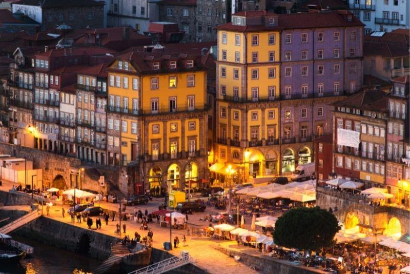 bars in Porto