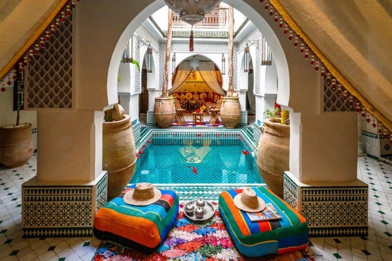 best riads in Marrakech