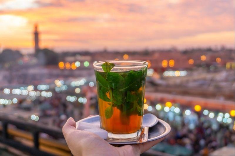 best rooftop bars in Marrakech