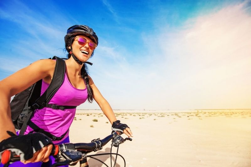 bike tour in Marrakech