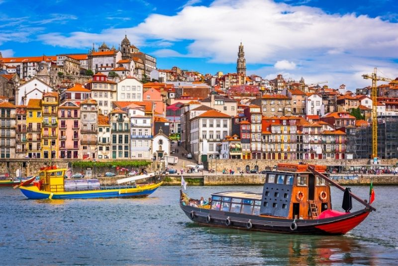 boat tours in Porto