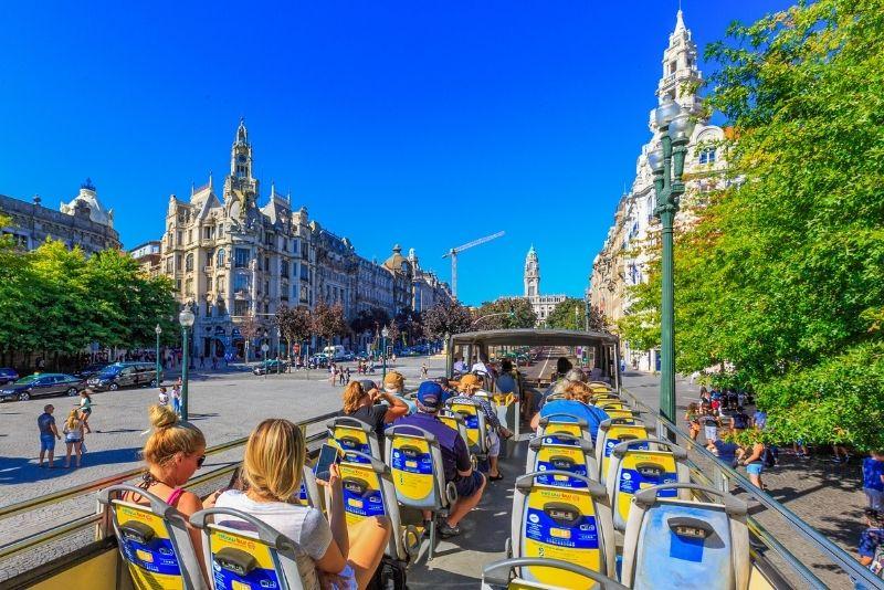 bus tours in Porto