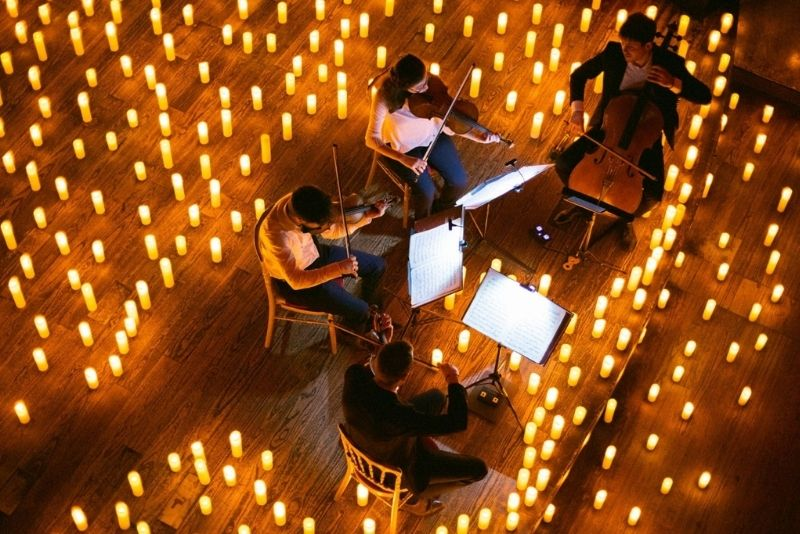 candlelight concerts in Manhattan