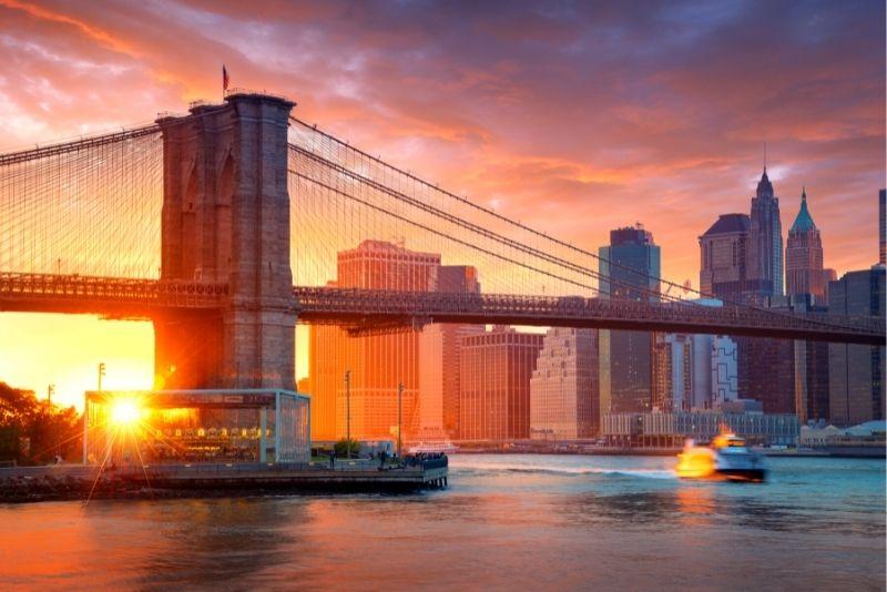 dinner cruises in Manhattan